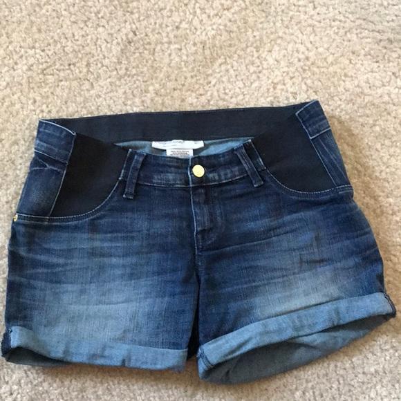 Liz Lange for Target Pants - Maternity Denim shorts ❤️